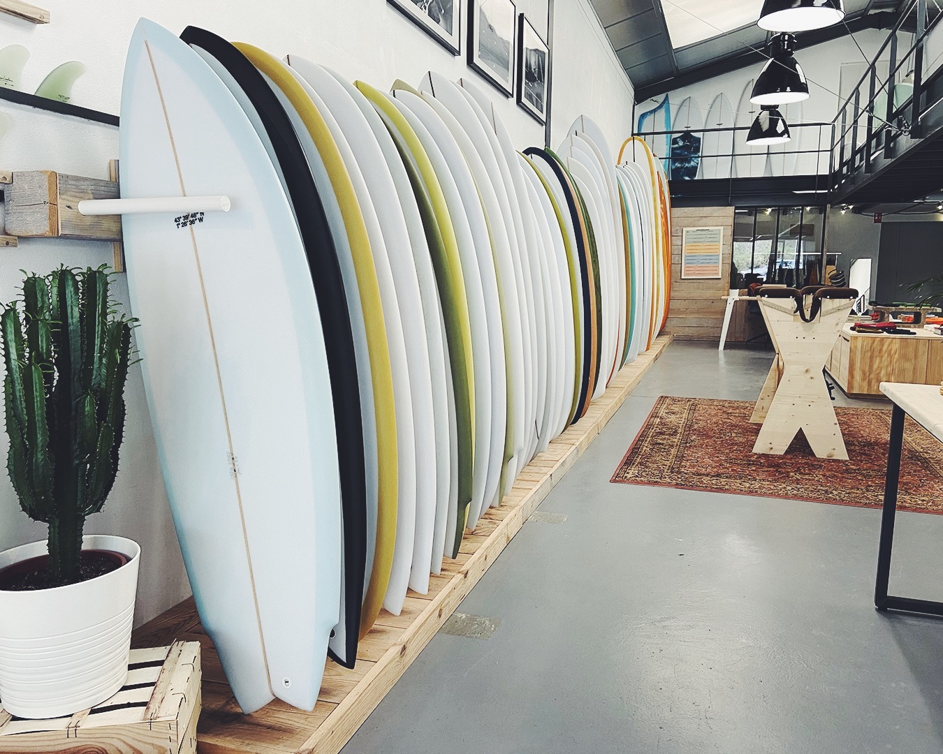 Surfinestate Surfin Estate surf shop brand surfboard clothing accessories apparel shape design culture Vincent Lemanceau Arthur Nelli France Hossegor
