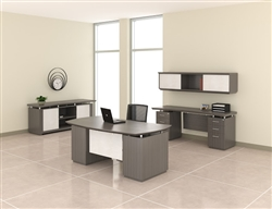 discount office furniture set