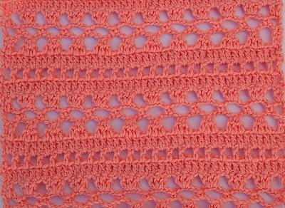 5 - Crochet Imagen Puntada para blusas y canesú muy facil y rapido por Majovel Crochet