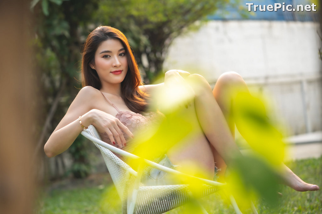 Image Thailand Model - Ness Natthakarn (น้องNess) - Beautiful Picture 2021 Collection - TruePic.net - Picture-123