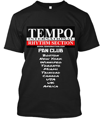Buy the Tempo Fan T-Shirt Link !!!