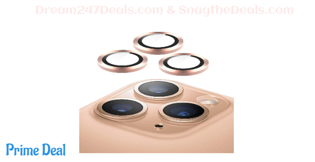 50% OFF iphone 11 pro lens protector