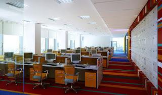 Sắp xếp nội thất văn phòng khoa học hợp lý