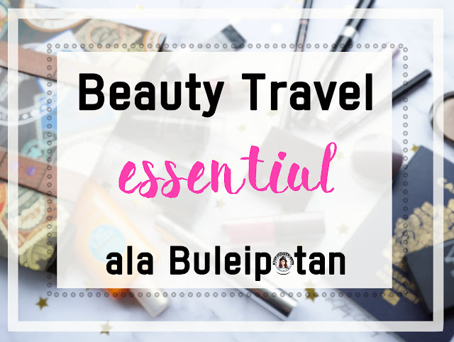 beauty+Travel+essential