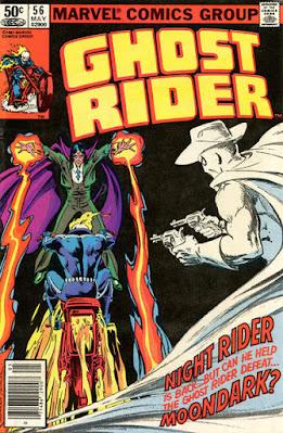 Ghost Rider #56, Night RIder