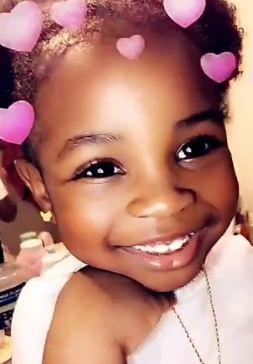 Davido's daughter, Imade is so adorable