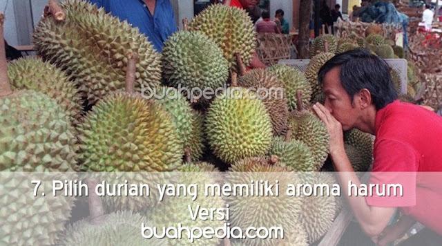 Cara Memilih Durian