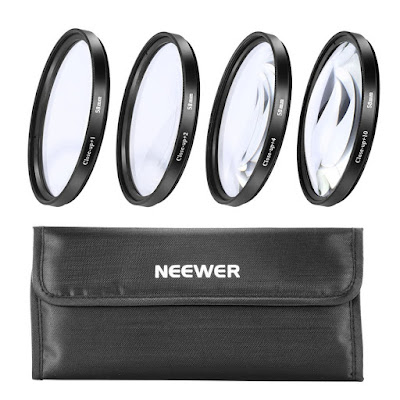Neewer 58MM Macro Lens Set