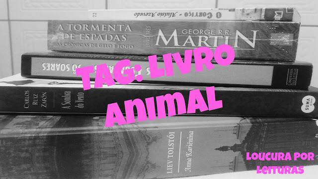 TAG: Livro Animal