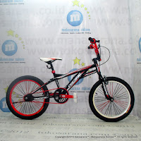 20 Inch Pacific Clarion 300 Bearing BMX Bike