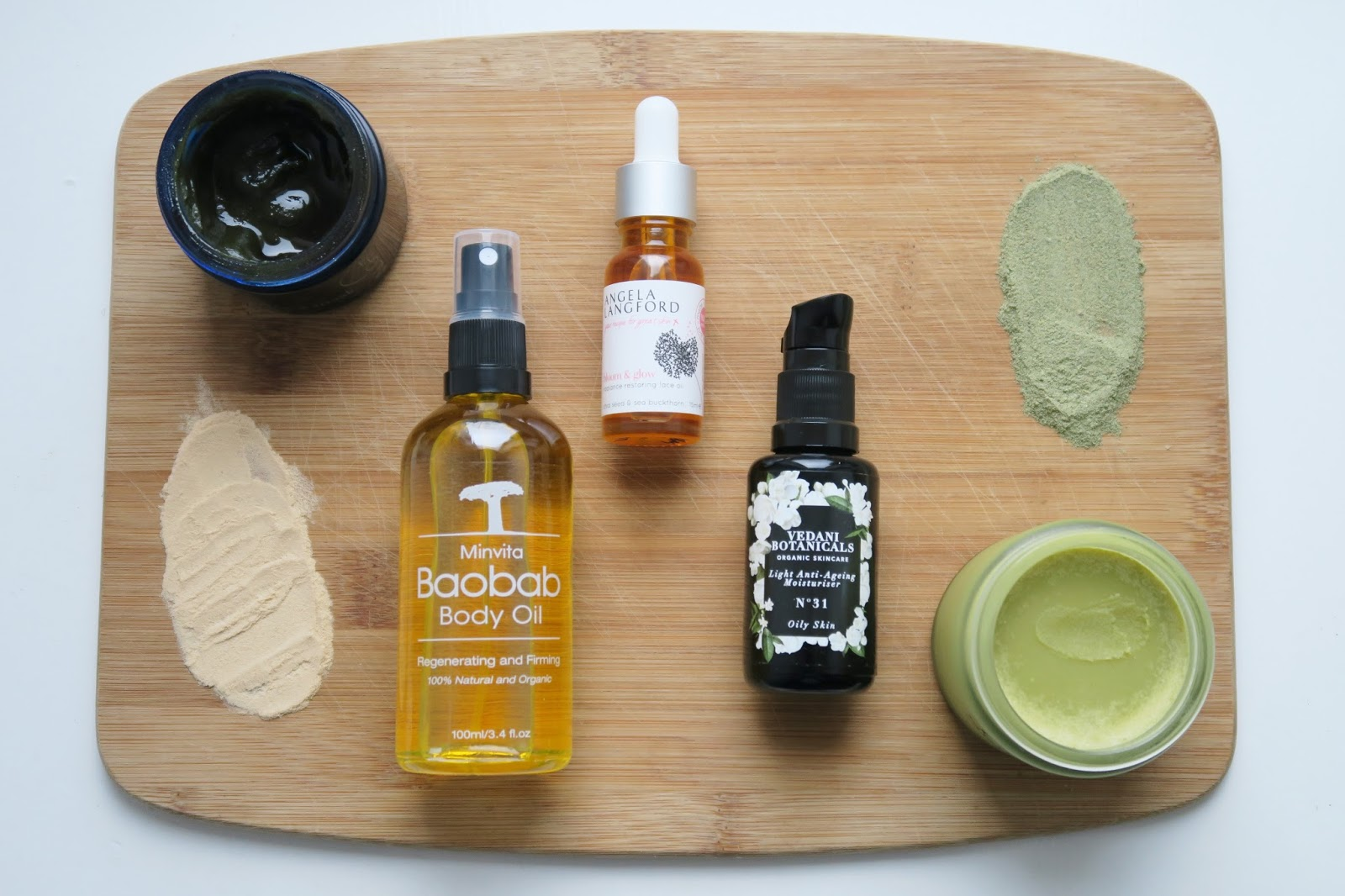 Amber's Beauty Talk | Superfood Skincare