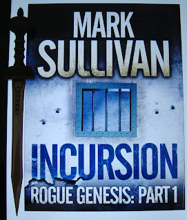 Portada del libro Incursion. Rogue Genesis: part 1, de Mark Sullivan