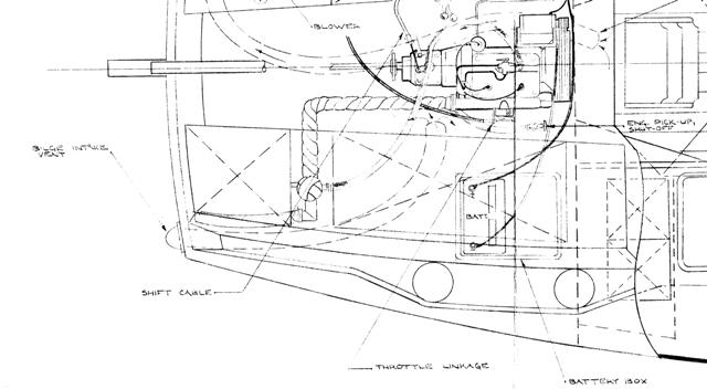 Ericson 25  Oystercatcher  Lazarette Modifications  Part 1