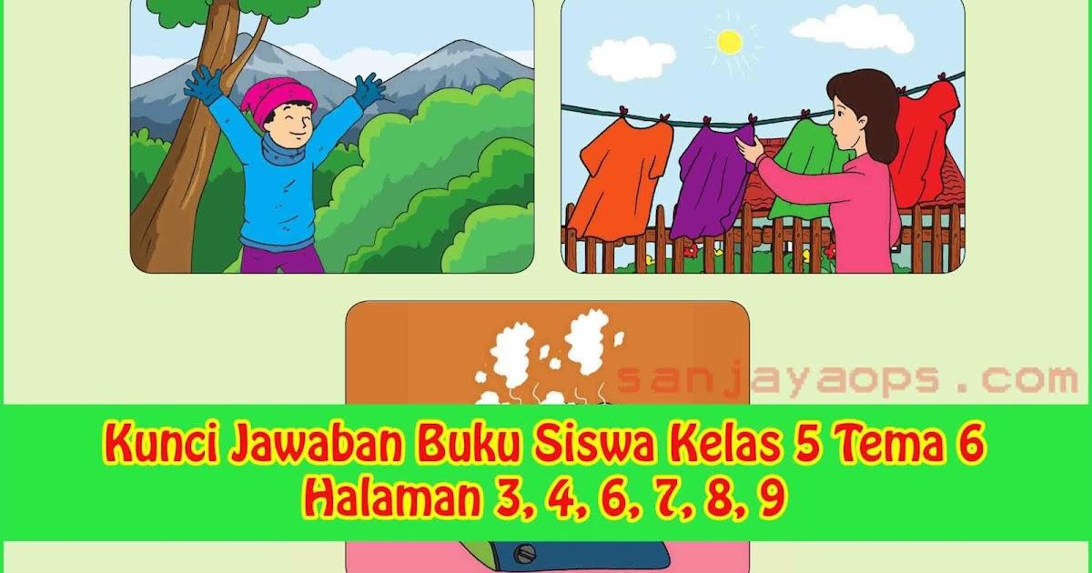 Kunci Jawaban Bahasa Sunda Kelas 4 Pts