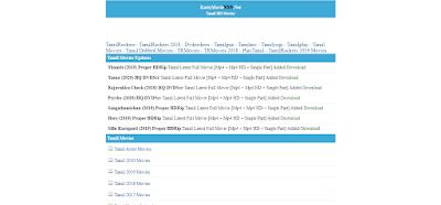KuttyMovies tamil dubbed Hindi Movie Download