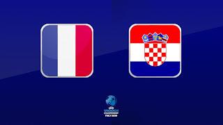 «Франция» — «Хорватия»: прогноз на матч, где будет трансляция смотреть онлайн в 21:45 МСК. 08.09.2020г.
