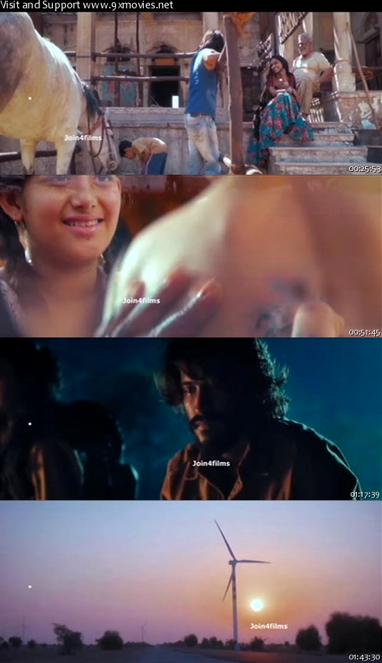Mirzya 2016 Hindi DVDScr x264 700MB