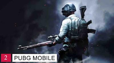 PUBG game android terpopuler di dunia