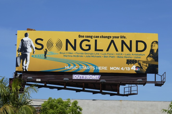 Songland season 2 NBC billboard