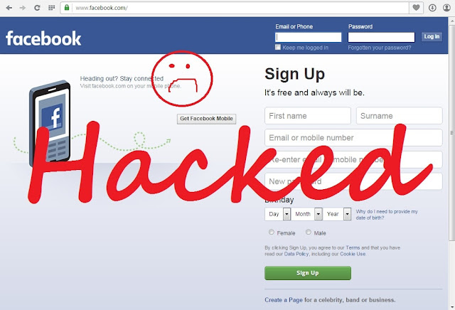 Your Facebook was Hacked, How to Get Back?
