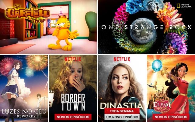 Atualização de 02/02/2019 | Filmes Netflix