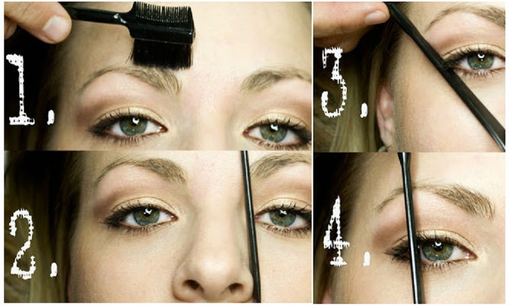how to achieve the latest look with eyebrows