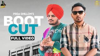 Boot Cut Song Lyrics by Prem Dhillon Mp3 Audio download