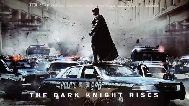 View The Dark Knight Rises Free Online Movie Background