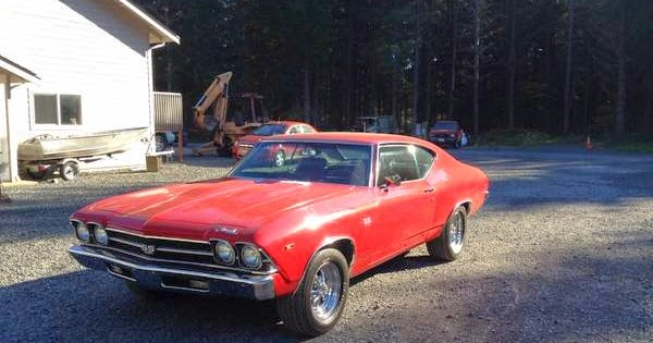 For Sale 1969 Chevrolet Chevelle SS 396 - Buy American ...