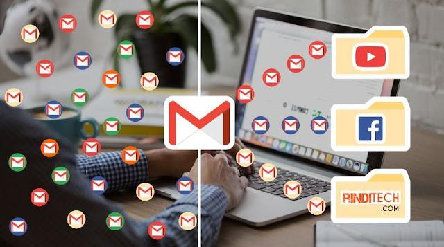 Cara Setting Email Otomatis Pindah ke Folder Sesuai Keinginan