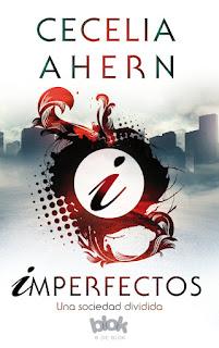 Resultado de imagen de portada Imperfectos Cecelia Ahern
