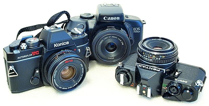 40mm Focal Length Prime Lenses