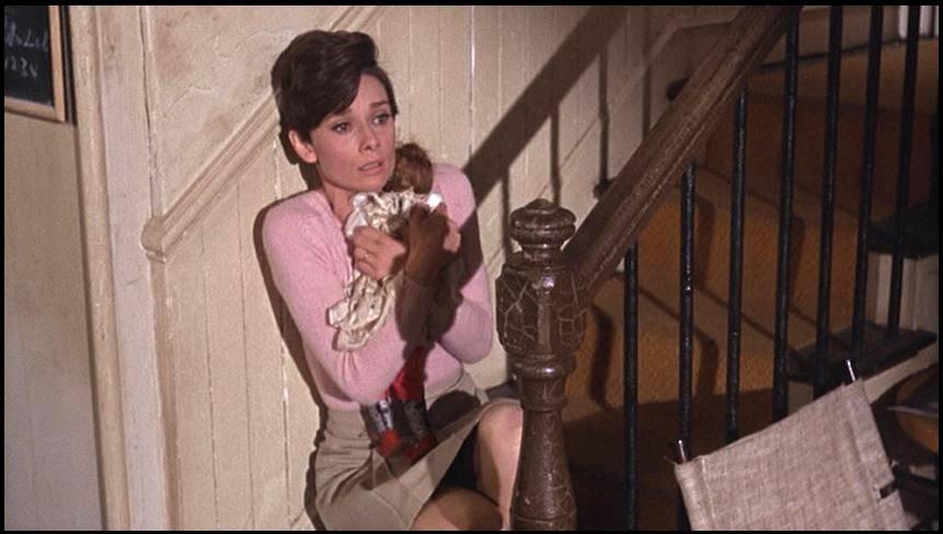 Wait Until Dark Audrey Hepburn Blind Thriller Suspense Movie