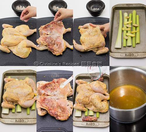 How To Make Baked Chicken with Spicy Salt02
