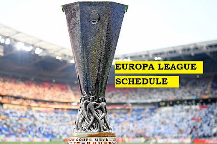 UEFA EUROPA LEAGUE 26 NOVEMBER 2020