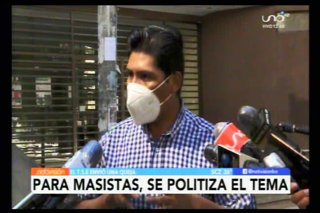 En el MAS cree que Juntos y la derecha pretenden que bolivianos en la Argentina no voten