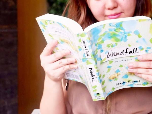 Book Review: Jennifer E. Smith's Windfall