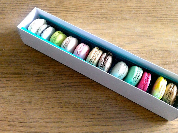 Yipsy Macarons Review*