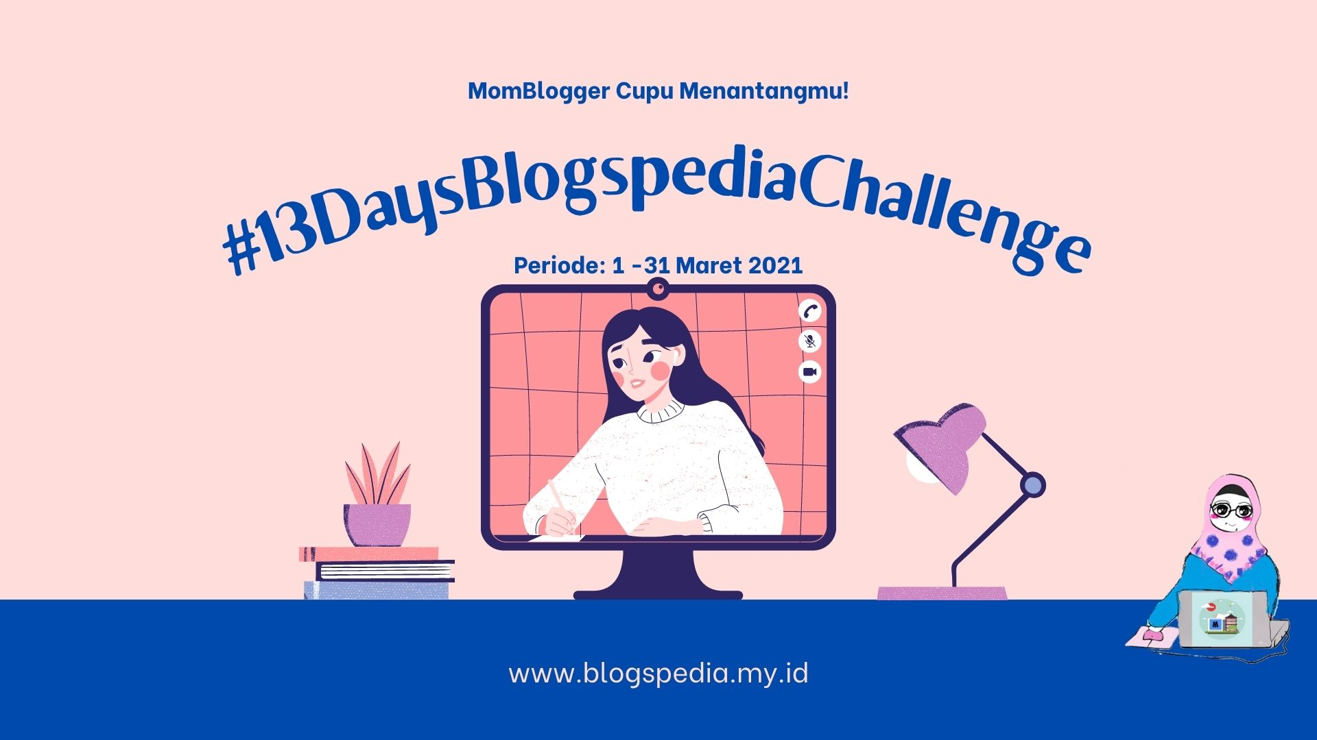 13 Days Blogspedia Challenge