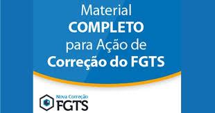 Curso Online Material Completo Para Correção Do FGTS