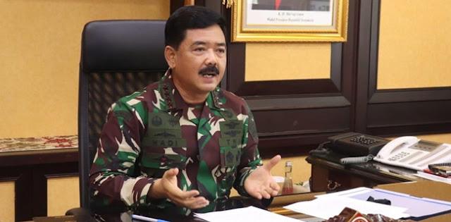 Lebih Sering Urus Ormas Ketimbang Militer, Hadi Tjahjanto Layak Dicopot Dari Panglima TNI
