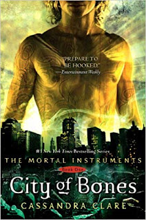 City of Bones: Mortal Instruments by Cassandra Clare