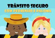 TRÂNSITO SEGURO - MATERIAL COMPLETO PRONTO PARA IMPRESSÃO
