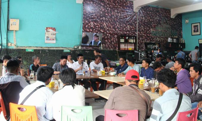 Ketimpangan Marak di Sulsel, Aziz : Ekonomi Kerakyatan Bisa Jadi Solusi