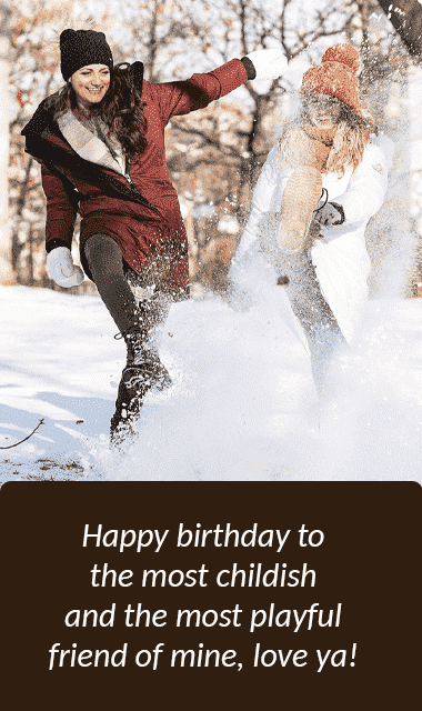 birthday wishes images to friend