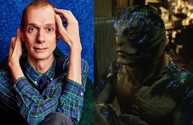 Buy Here Pay Here Md >> Here's what the Fish Man from The Shape of Water looks like in real life ~ DNB Stories
