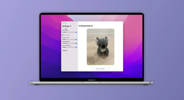 PhotoCatch: Create 3D models using photos taken with iPhone.