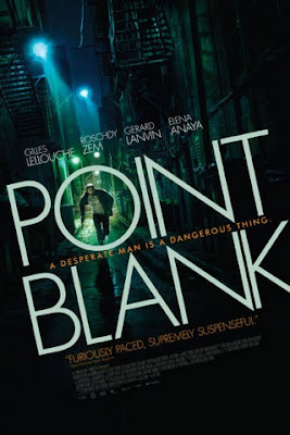 Point blank thriller movie