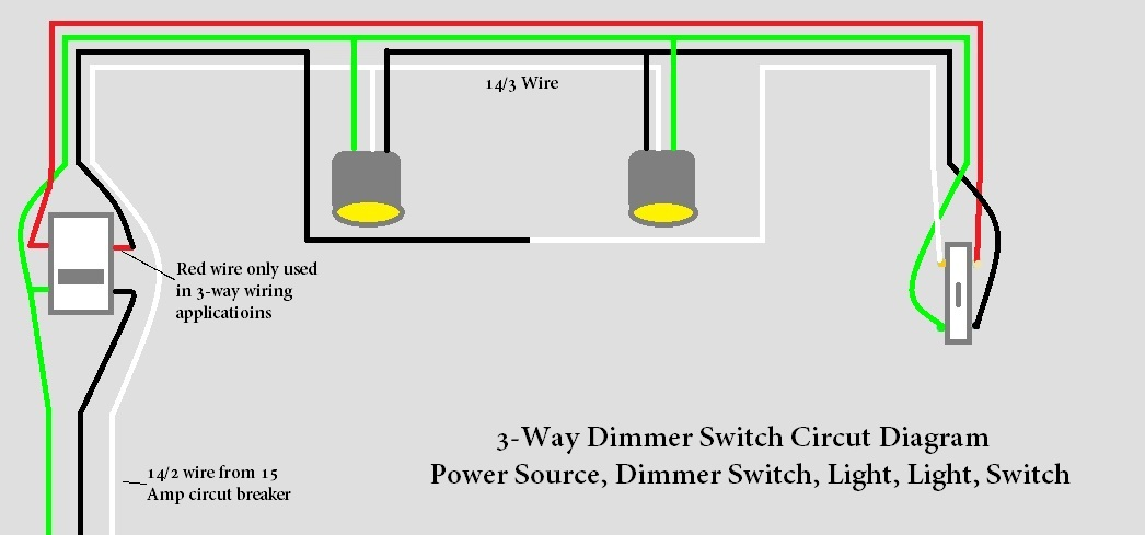 light with dimmer 3 way wiring diagram way light switching old ...: Light Switch Wiring Diagram Dimmer at e-platina.org