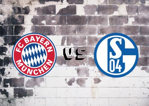 Bayern München vs Schalke 04  Resumen y Partido Completo